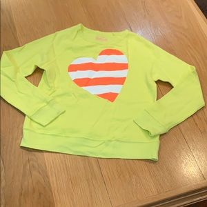 Other - Crewcuts Collectible Girls Sweatshirt Size 10 😍